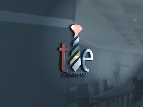 Elegant Tie Logo Template