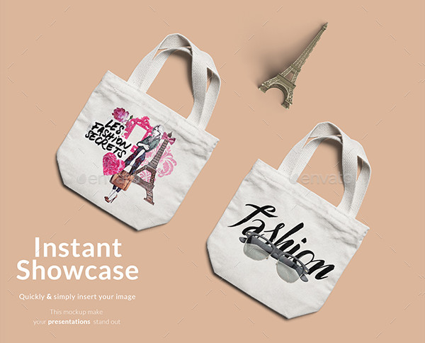 Fashion Bag Mockup