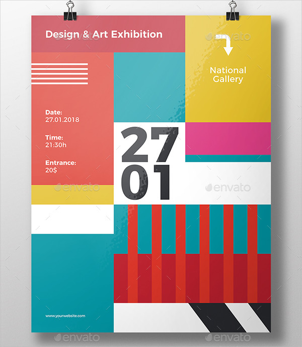 35 colorful flyer templates free premium download