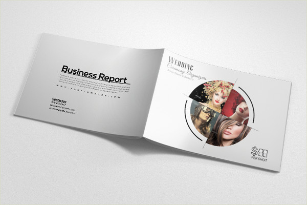 Photography Bi-Fold Brochures Design
