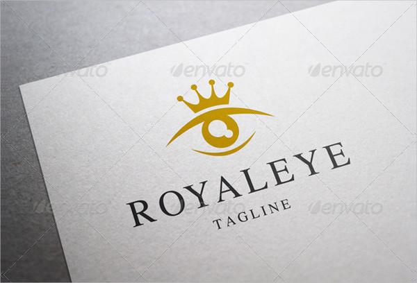 Royal Eye Logo Design