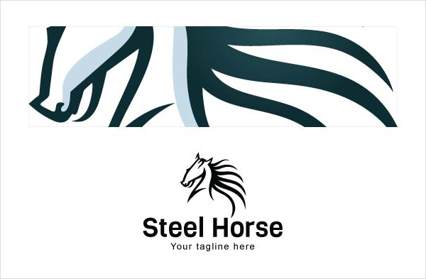 Clothing Brand with Horse Logo