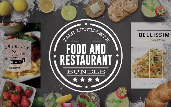 Ultimate Food and Restaurant Bundle