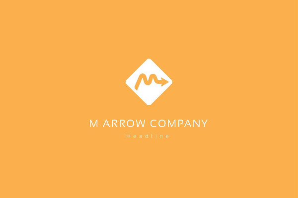 Arrow Company Logo Template