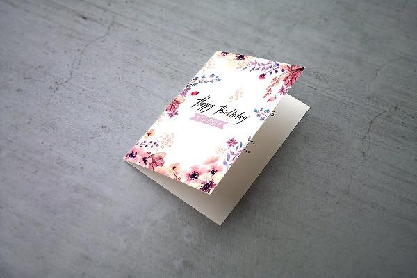 Attractive Invitation & Greeting Card Mockups