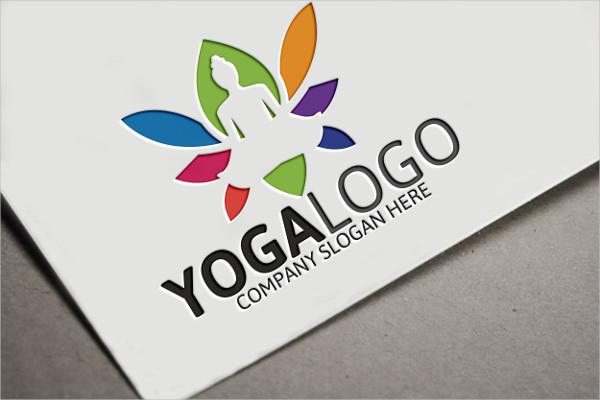 Best Yoga Care Logo Template
