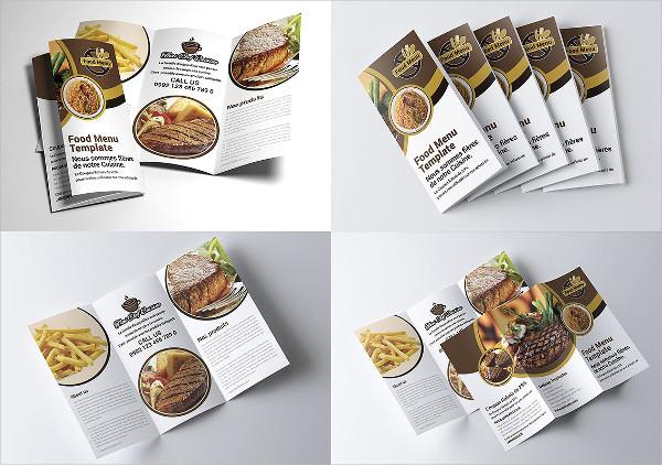 Big Trifold Brochures Bundle