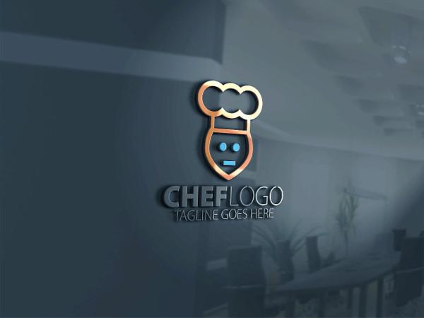 Best Cook Logo Template