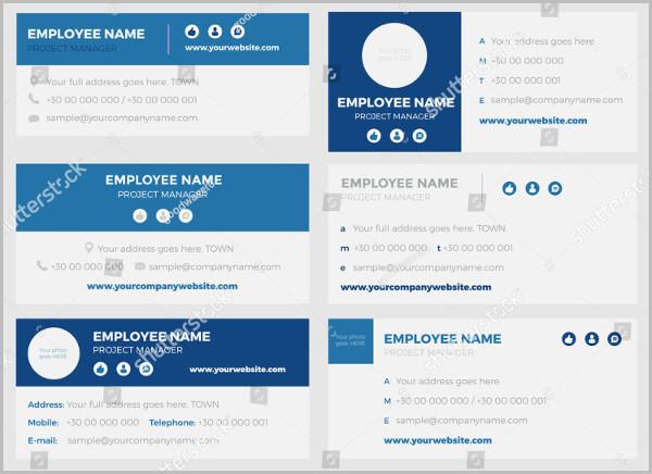 Branding E-Mail Signature Designs