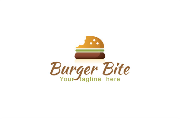 Burger Bite Logo Design