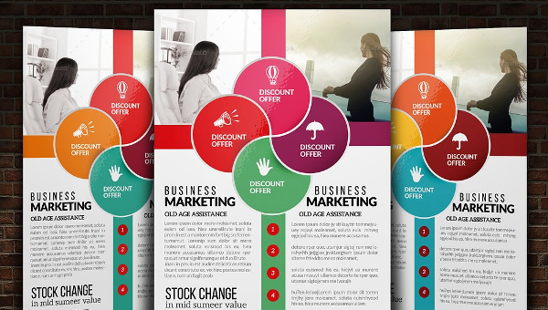 21  business training flyer templates