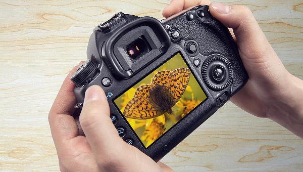 Camera Mockups