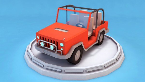 Car 3D Models