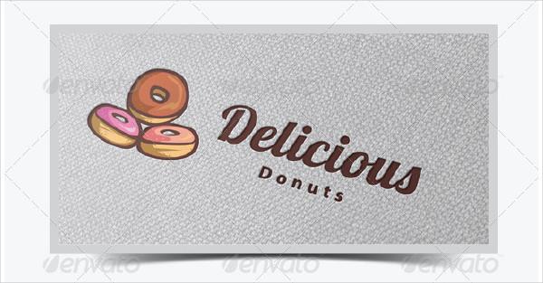 Donut Shop Logo