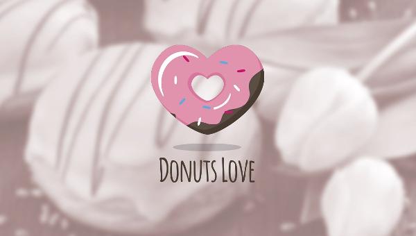 Donut Logo Templates