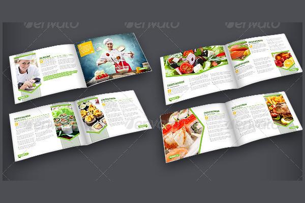 Elegant Food Brochures Bundle