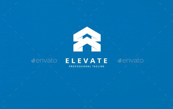 Elevate Arrows Logo Template