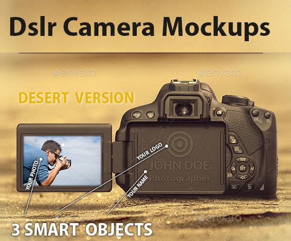 Engraved Name Camera Mock-Up