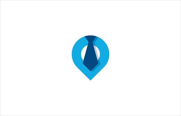 Fashion Tie Logo Template