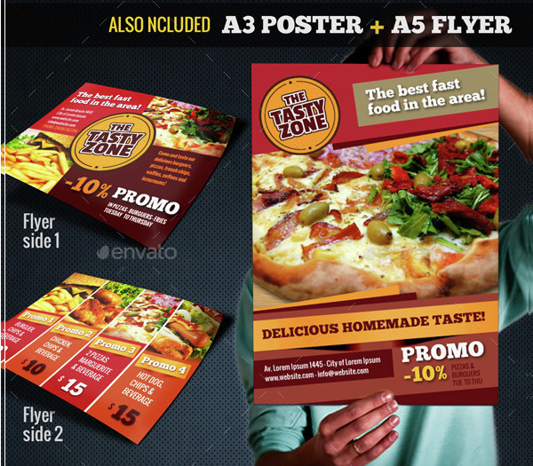 Fast Food Print Bundle