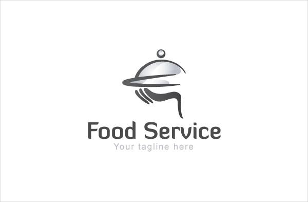 Food Catering Service Logo Design