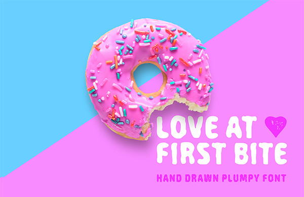 Hand Drawn Love Fonts