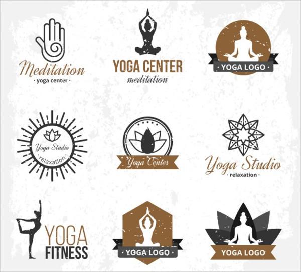 Yoga Logos Free