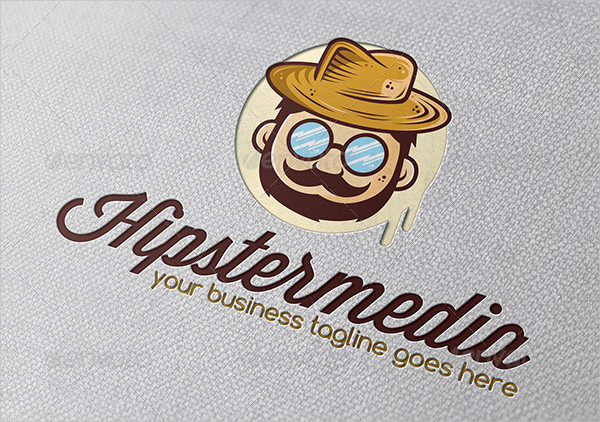 Hipster Culture Logo Template