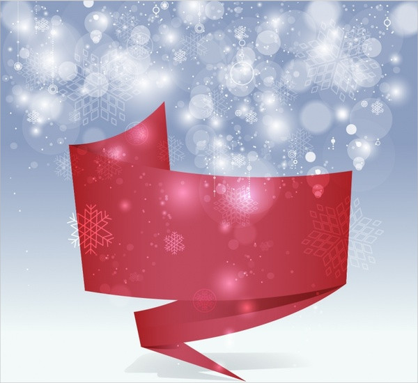 Holiday Banner Background Free Download