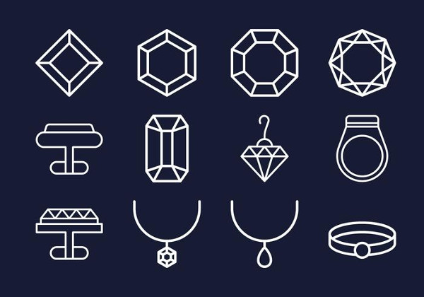 Icon Jewelry Collection Free