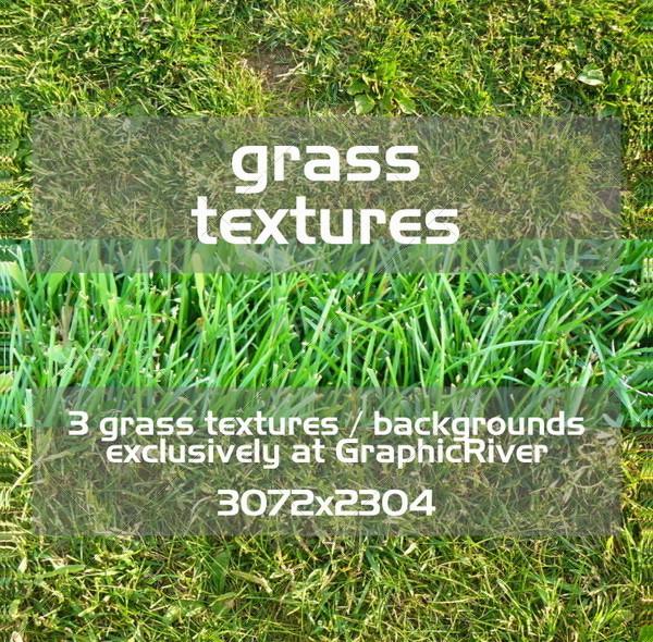 Grass Landscape Textures
