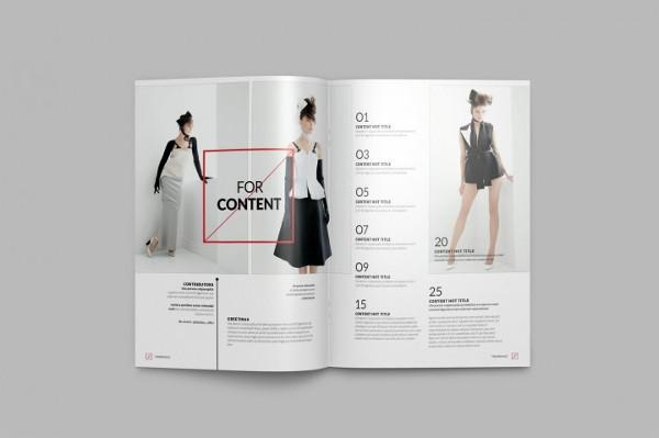 A4 Magazine PSD Mock-Ups