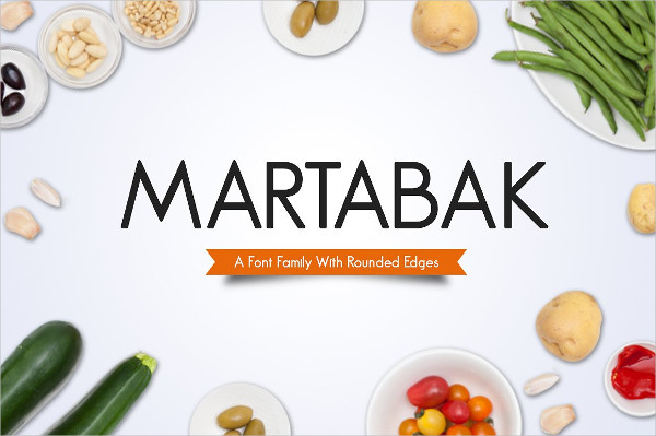 Martabak Font