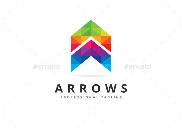 Professional Arrows Logo Design