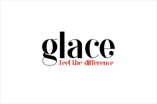 Professional Glace Regular Font