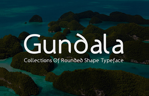 Professional Rounded Font