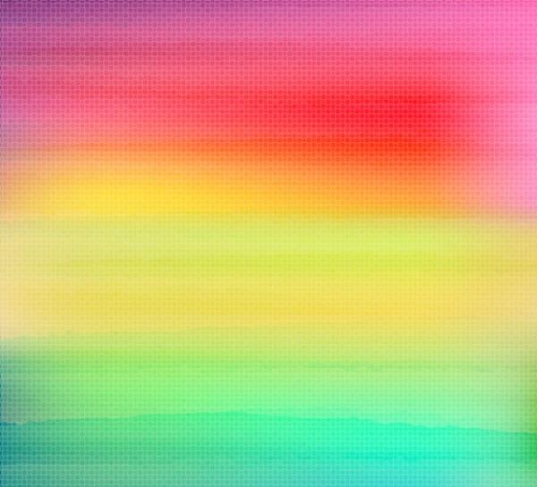 Free Rainbow Background Vector