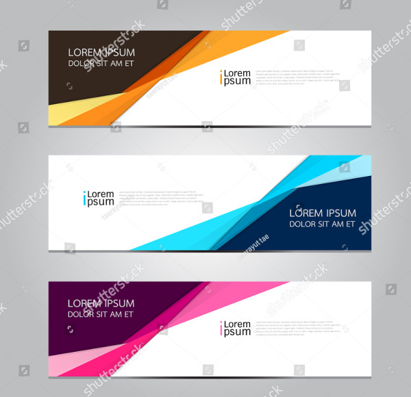 Vector Design Banner Background