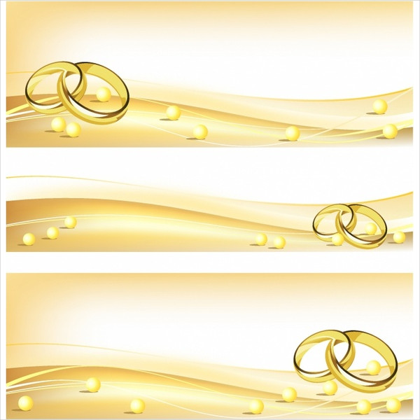 Wedding Banners Backgrounds Free