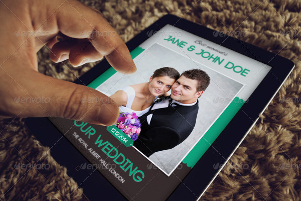 Wedding iBooks Author Template