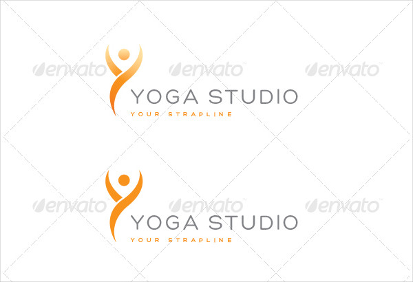 Yoga Studio Logo Design