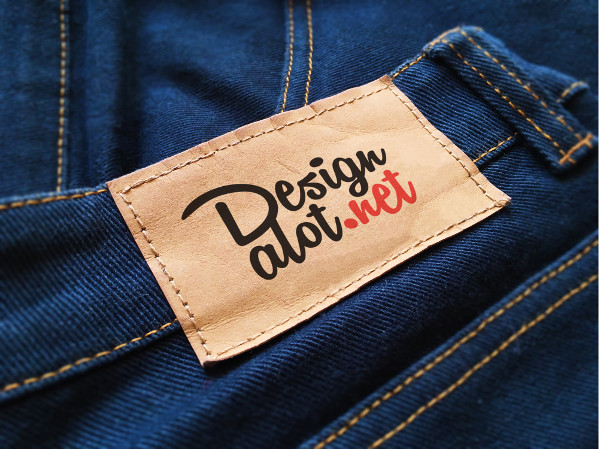 7 Jeans and Pants Label Mockups
