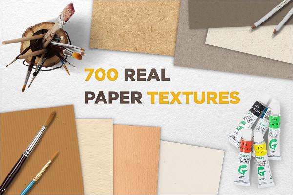 700 Real Paper Textures Great Bundle