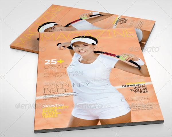 Multipurpose Universal Magazine Templates
