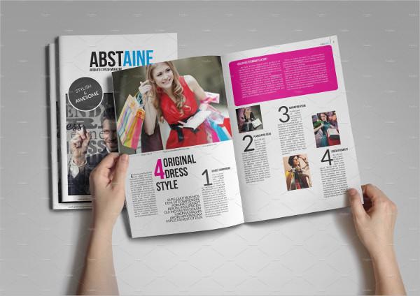 Absolute Stylish Universal Magazine Template