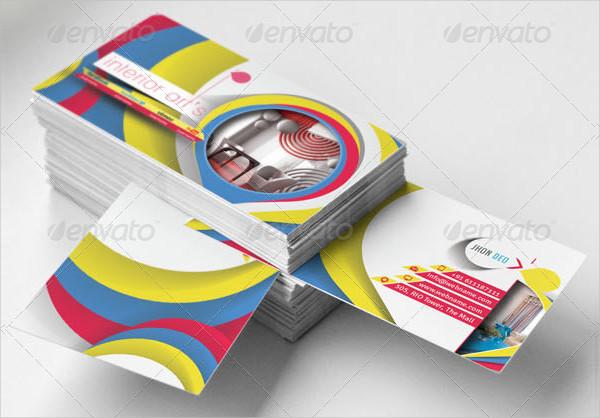 Architecture & Interior Designer Business Card Set
