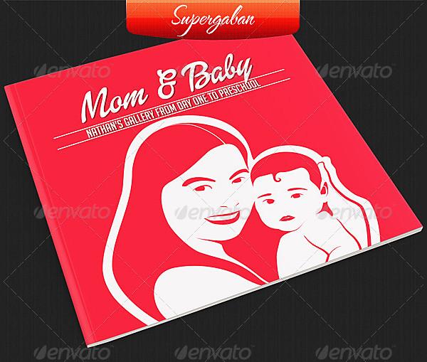 Beautiful Family Album Template