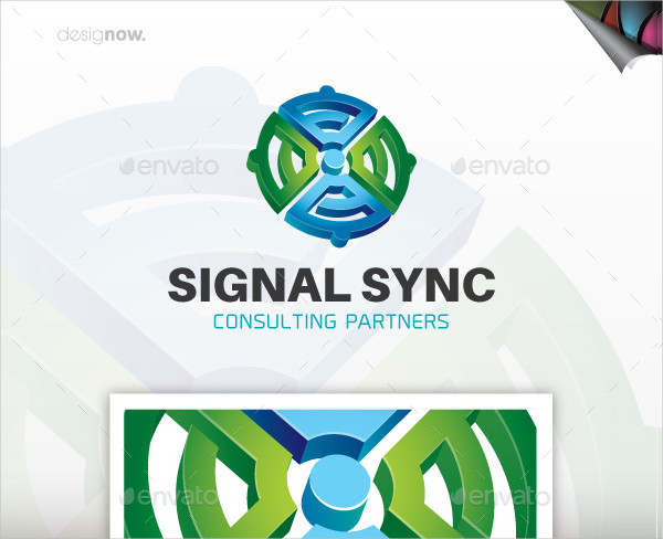 Best Circle Labyrinth Logo Template