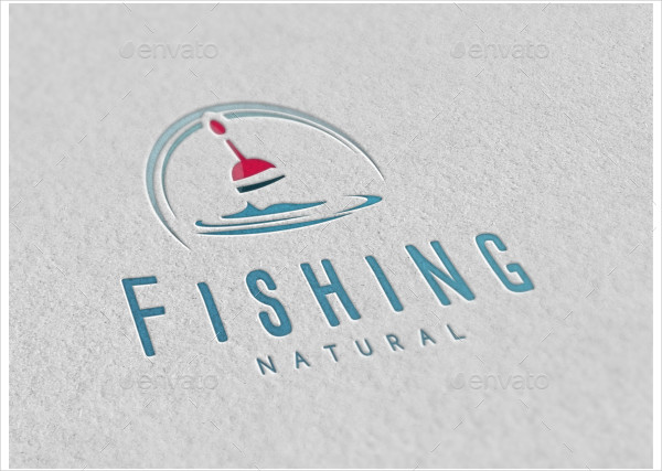 Best Fishing Logo Template