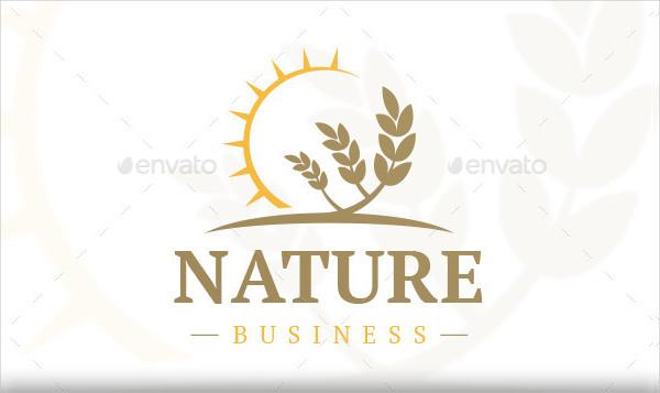 Branding Agriculture Logo Design